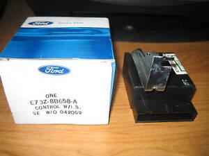 NOS 1984-1987 Ford Tempo Escort Mercury Topaz 2.3L Electric Fan Control Relay