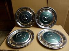 Mercedes Oldtimer Radkappen Chrom 14