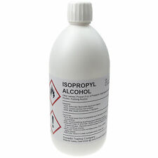 ISOPROPANOL IPA Isopropyl Alcohol 99.9% Pure (1000ml / 1L) with Child Proof Cap