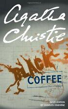 Black Coffee (Poirot): Novelisation,Agatha Christie, Charles Osborne