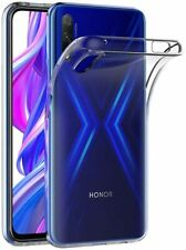 Cover case soft silicone gel tpu transparent for honor 9x