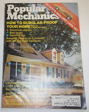 Popular Mechanics Magazine Leonardo Da Vinci Notebooks January 1975 110714R1