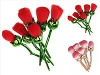 ROSE BEAUTY MAKE UP PRO BRUSHES FOUNDATION MERMAID BLUSHER FACE POWDER BRUSH SET