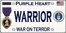 "Air Force - War on Terror - PH - Tough, Durable Magnetic Sign - 6"" L X 3"" H"