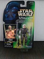 Star Wars POTF DENGAR Green Power Of The Force Bounty Hunter