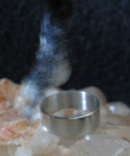 letter F RING WITCH spell WICCAN WEALTH WAYS TO MAKE money kit sz 7 1/2 haunted
