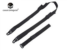 EMERSON P90 special gun sling airsoft paintball military hunting sling Black