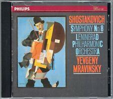 Evgeny MRAVINSKY: SHOSTAKOVICH Symphony 8 Leningrad Philharmonic Schostakowitsch