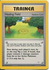 Pokemon Neo Revelation Uncommon Card #61/64 Healing Field