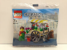 LEGO 40140 - Creator Flower Cart With Minifigure / Polybag