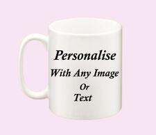 Personalised Ceramic Photo Mugs (Photograph)