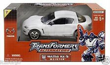 Transformers Alternators - Mazda RX-8 (Meister)