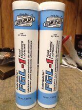 2~ Lubriplate L0231-098 FGL-1 Food Grade Grease 14oz Cartridges.