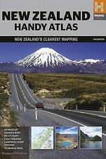 New Zealand Hema Maps Paperback Travel Guides