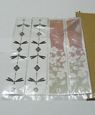 Tanzaku for Japanese furin / Paper Wind Sail for wind chime (5 sheets)