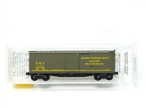 N Scale Micro-Trains MTL 39140 NWP Northwestern Pacific 40' Box Car #1946