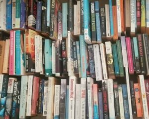 Choose From A Wide Variety of Great Books Novels Paperback Hardcover Fiction