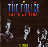 The Police ‎CD Every Breath You Take (The Singles) - France (VG+/VG+)