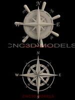 3D Model for CNC Router STL File Artcam Aspire Vcarve Wood Carving.IS458