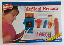 Vintage Playskool Medical Rescue 1992 Realistic First-Aid Electronic BRAND NEW