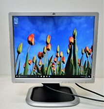 """HP 19"""" Compaq L1951g MONITOR  LCD TFT 1280 x 1024 VGA USB DVI  WARRANTY"""