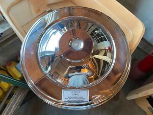 1957 Ford Thunderbird Chrome Air Cleaner Lid