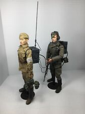 1/6 DRAGON GERMAN WEHRMACHT RADIO TEAM RUSSIA 1941 RUSSIAN PRISONER BBI DID WW2