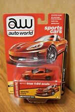 AUTO WORLD DIE-CAST SPORTS CARS 2011 CORVETTE ZO6  2018  R1 VERSION A