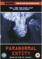 [DVD] Paranormal Entity