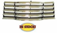 New Chrome Grill 1947 48 49 50 51 52 53 Chevy Pickup Truck with Black 47-8200-C