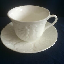 Wedgwood Strawberry & Vine tea cup & saucer