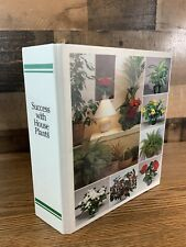 Success With House Plants Binder of Cards Gardening Made Easy