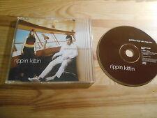 CD Pop Golden Boy / Miss Kittin - Rippin Kittin (2 Song) Promo LADOMAT sc