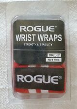 ROGUE Fitness Wrist Wraps Red 12""