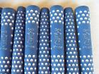 13 New Golf Pride Dimple Blue/Silver LADIES Golf Grips Ribbed Old Stock