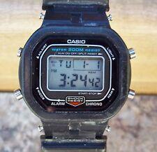 Vintage Mens Casio Watch MISSION IMPOSSIBLE DW-5300 901 G-Shock Wristwatch Rare