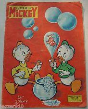 ¤ LE JOURNAL DE MICKEY n°410 ¤ 03/04/1960