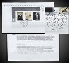 150 YEARS OF PHOTOGRAPHY  - BLACK AND WHITE THOMAS COFFIN GERALDINE MOODIE FDC