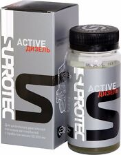 RESTORE diesel engines SUPROTEC ACTIVE DIESEL additive mileage LESS than 50000km