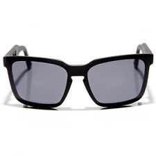 New Dragon Mansfield Sunglasses Matte Black/Grey Lens 720-2170 RRP $200
