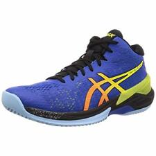 ASICS Volleyball Men's Shoes SKY ELITE FF MT Mid 1051A032 Blue US10(28cm)