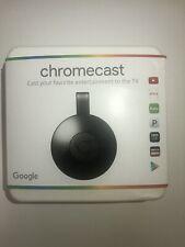 New listing Open Box Google Chromecast (2nd Generation) Hd Media Streamer (old version)