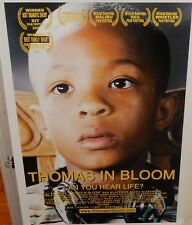 THOMAS IN BLOOM LARGE COLOR POSTER