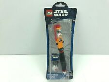 LEGO Star Wars Ball Point Pen - 1728 Darth Maul - Writing System Connect & Build