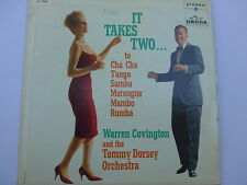 Covington & Dorsey – It Takes Two... LP, US, Latin Comp