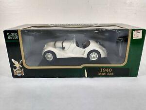 1940 BMW 328 Roadster Road Signature 1:18 Diecast # 92288
