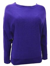 Boat Neck Machine Washable Thin Knit Jumpers & Cardigans for Women