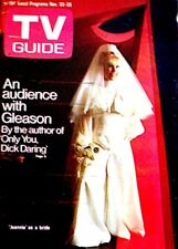 TV Guide 1969 I Dream Of Jeannie Barbara Eden The Wedding V13N47 #869 EX COA