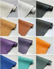5Pieces/Cowhide Hide Leather Craft DIY Skins Layer Restore Manual 12in×12in