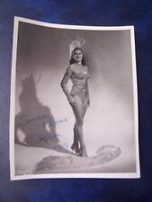 Gina - Autograph (GC5) 5 x 4  inch